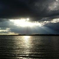 Photo taken at Волга by Ezhi B. on 8/9/2012