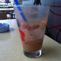 Photo taken at Oh La La Cafe by roy d. on 3/8/2012