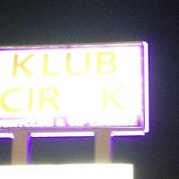 Photo taken at Klub Cirok by Darren A. on 4/14/2012