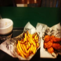 Photo taken at Wingstop by Ernie A. on 9/5/2012