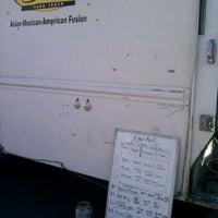 Photo taken at Boka Tako Truck by Kate d. on 2/7/2012