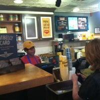 Photo taken at Potbelly Sandwich Shop by Lloyd R. on 8/22/2012