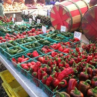 Photo taken at Green City Market by Nathan S. on 9/8/2012