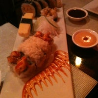 Photo taken at Butterfly Sushi by Johnny F. on 3/16/2012