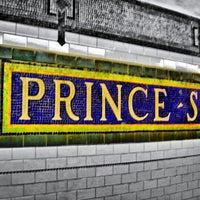 Photo taken at MTA Subway - Prince St (R/W) by David D. on 8/26/2012