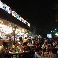 Photo taken at Sungai Pinang Food Court (檳榔河) by awies U. on 8/26/2012