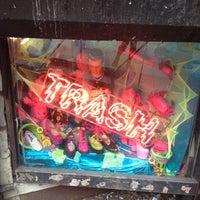 Photo taken at Trash & Vaudeville by Karla M. on 8/11/2012