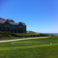 Photo taken at Half Moon Bay Golf Links by Uf T. on 6/23/2012