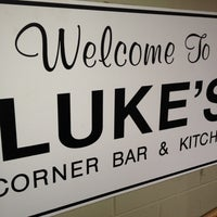 Photo taken at Luke's Corner Bar & Kitchen by Austin T. on 6/29/2012