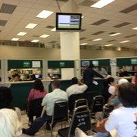 Photo taken at Subdelegación Hidalgo IMSS by Paco M. on 7/11/2012