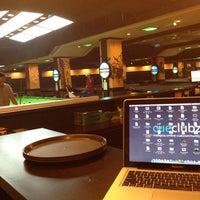 Photo taken at Club 11 Snooker & Pool by David O. on 6/27/2012