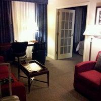 Photo taken at Sheraton Suites Old Town Alexandria by DAVBARR on 4/21/2012