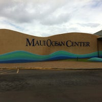 Photo taken at Maui Ocean Center, The Hawaiian Aquarium by hnygirl2000 on 6/20/2012