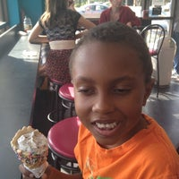 Photo taken at MaggieMoo's Ice Cream and Treatery by David H. on 4/15/2012