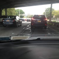 Photo taken at Belt Parkway by Dave P. on 8/20/2012