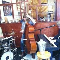 Photo taken at Atchafalaya Restaurant by Brent G. on 4/22/2012