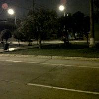 Photo taken at Parque Gonzales Prada by Dannek D. on 7/26/2012