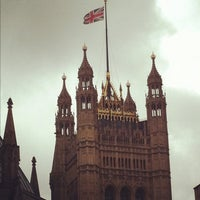 Photo taken at Parliament Square by Mike M. on 4/9/2012