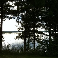 Photo taken at Madden's Resort on Gull Lake by PAMLYN H. on 8/18/2012