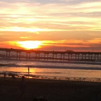 Photo taken at Ocean Beach Pier by David G. on 2/23/2012