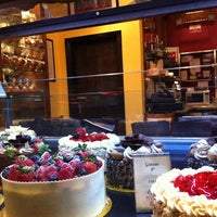 Photo taken at Patisserie Valerie by funky.rose ^. on 3/13/2012