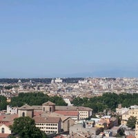 Photo taken at Gianicolo 150 by joohee l. on 7/14/2012
