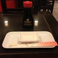 Photo taken at Aomori Nikkei & Sushi by Claudia M. on 5/9/2012