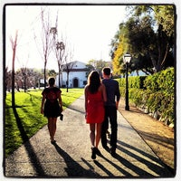 Photo taken at Scripps College by Andre L. on 2/27/2012