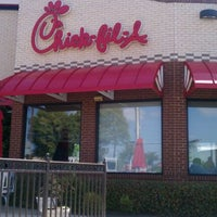 Photo taken at Chick-fil-A Pelham Road by Henry T. on 4/16/2012