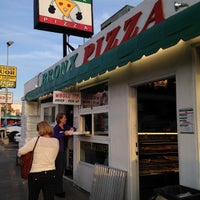 Photo taken at Bronx Pizza by Chris C. on 4/13/2012