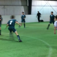 Photo taken at Indiana Soccer Academy by Todd R. on 3/11/2012