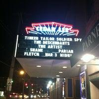 Photo taken at Cedar Lee Theatre by geoffredo on 2/14/2012