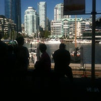 Photo taken at Aquabus Granville Island Dock by Moon G. on 8/16/2012