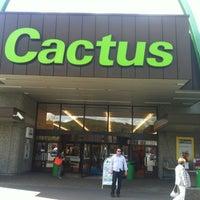 Photo taken at Cactus Bereldange by Erwin B. on 8/3/2012