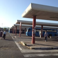 Das Foto wurde bei Terminal Bus Anagnina von Valeria B. am 7/19/2012 aufgenommen