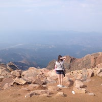 Photo taken at Pikes Peak by Rusty M. on 8/16/2012
