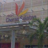 Photo taken at AEON Cheras Selatan Shopping Centre by Shahranie K. on 8/24/2012