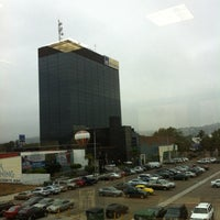 Photo taken at Plaza Financiera Zona Rio by Estuardo Z. on 6/13/2012