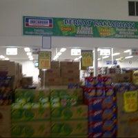 Photo taken at Indogrosir by Yuli H. on 8/15/2012