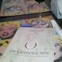 Photo taken at Brasserie Caffè Olé by Vanessa C. on 3/16/2012