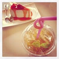 Photo taken at Kebb Café by Sopida A. on 5/8/2012