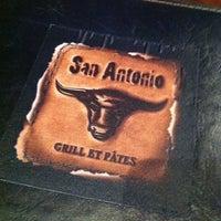 Photo taken at San Antonio by Geoff L. on 4/22/2012