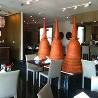 Photo taken at Chedi Thai Bistro by DoDo S. on 3/10/2012