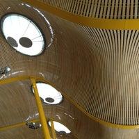 Photo taken at Terminal 4 Satélite by Jason C. on 2/15/2012