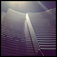 Photo taken at Vdara Hotel & Spa by Brent C. on 6/30/2012
