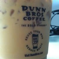 Photo taken at Dunn Bros Coffee by Megan B. on 3/29/2012