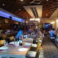 Photo taken at Özgür Şef Steakhouse by Orkun B. on 6/16/2012