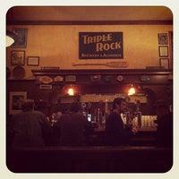 Photo taken at Triple Rock Brewing Co. by Kris F. on 5/14/2012