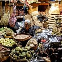Photo taken at Pasar Kranggan by DiMaZ D. on 5/30/2012