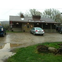 Photo taken at Arcade Center Farm Pancake House by Alan B. on 3/25/2012